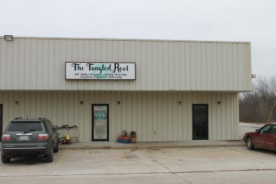 Cedar County Commercial For Sale: 600 West Street #C