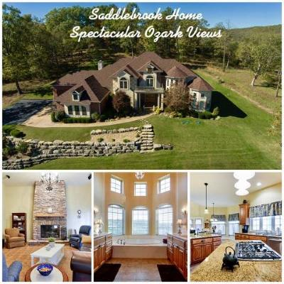 Saddlebrooke Single Family Home For Sale: 109 Cedar Bluff