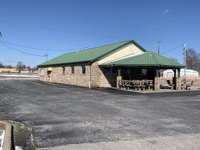 Cedar County Commercial For Sale: 117 Hwy Rb
