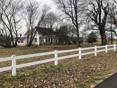 Billings Single Family Home For Sale: 3566 Rose Hill Road Road