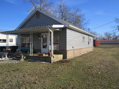 Webster County Single Family Home For Sale: 206 East Center Avenue