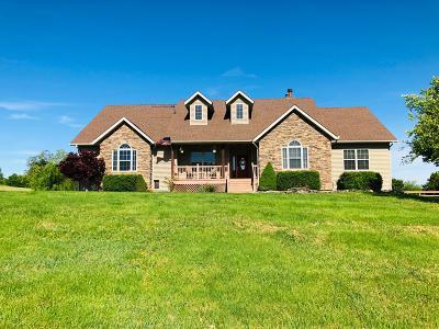 Fair Grove Single Family Home For Sale: 8141 East Rocky Ridge Lane