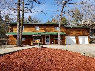 Merriam Woods, Rockaway Beach Single Family Home For Sale: 210 Glendale St