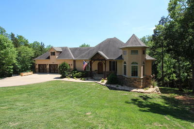 Taney County Single Family Home For Sale: 242 Peaceful Drive