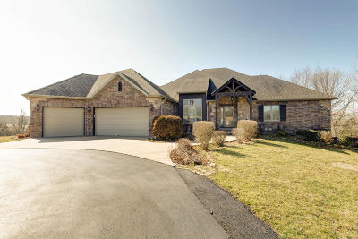 Christian County Single Family Home For Sale: 201 West Castlegate Drive