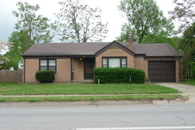 Springfield Single Family Home For Sale: 627 East Sunshine Street