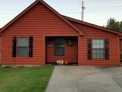Hollister MO Single Family Home For Sale: $125,000