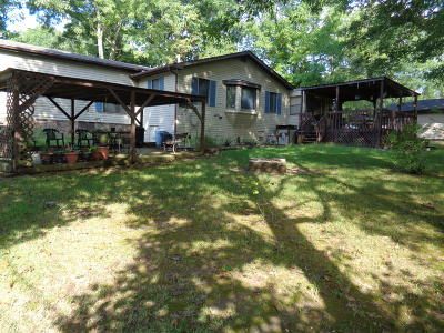Merriam Woods Single Family Home For Sale: 1034 Homestead Road