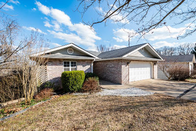 Kimberling City Single Family Home For Sale: 123 James River Road