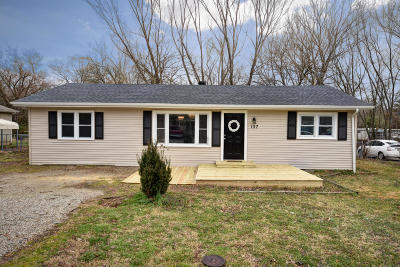 Hollister MO Single Family Home For Sale: $129,900