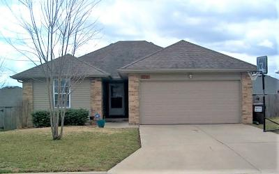 Springfield Single Family Home For Sale: 2474 West Cedar Creek Drive