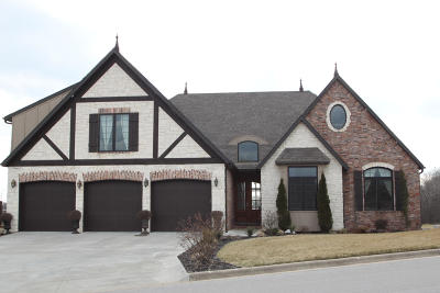 Springfield Single Family Home For Sale: 3304 West Rivulet