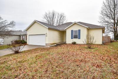 Nixa Single Family Home For Sale: 879 South Timber Ridge Drive