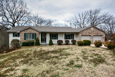 Kimberling City MO Single Family Home For Sale: $241,900