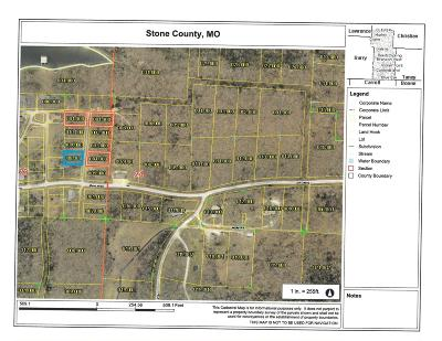 Reeds Spring Residential Lots & Land For Sale: Lot 13 Blue Water Village