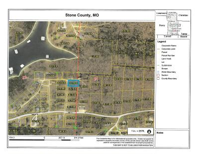 Reeds Spring Residential Lots & Land For Sale: Lot 5 Blue Water Village