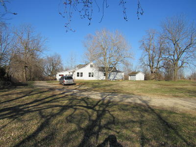 Billings MO Single Family Home For Sale: $148,500