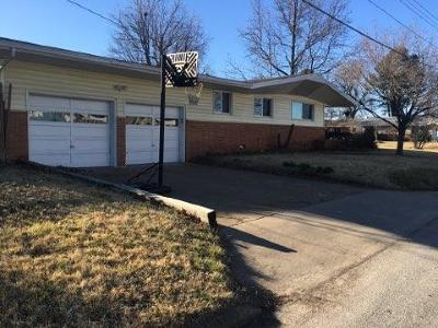 Springfield Single Family Home For Sale: 1660 East Washita Street