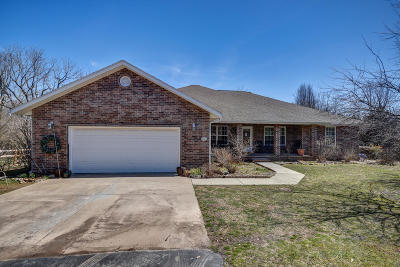 Greene County Single Family Home For Sale: 13804 West State Highway 266