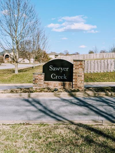 Rogersville Residential Lots & Land For Sale: Tbd Lot 37 Spring Meadow Drive