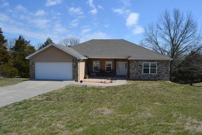 Stone County Single Family Home For Sale: 30 Ridgeview Dr Road