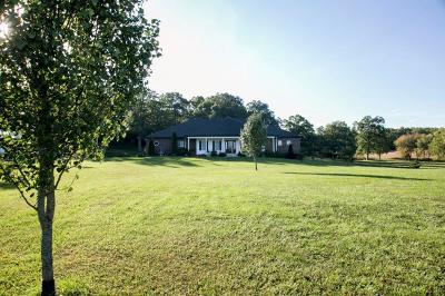 Webster County Single Family Home For Sale: 1000 Farmland Road