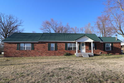 Webster County Single Family Home For Sale: 1336 Honey Locust Road