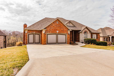 Springfield MO Single Family Home For Sale: $599,900