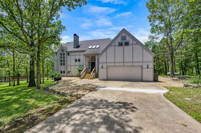 Branson MO Single Family Home For Sale: $499,900