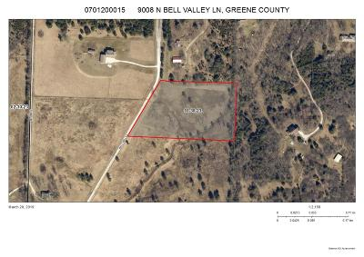 Willard Residential Lots & Land For Sale: 9808 Bell Valley Lane