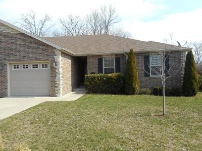Stone County Single Family Home For Sale: 71 Fellowship Lane