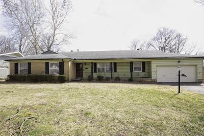 Springfield MO Single Family Home For Sale: $155,000