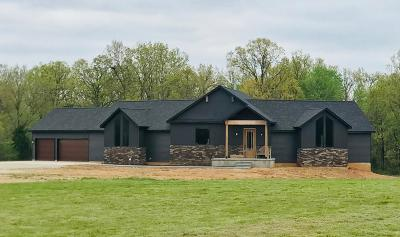 Joplin Single Family Home For Sale: 6743 Spurgeon Road