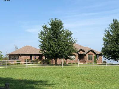 Strafford, Willard Single Family Home For Sale: 2405 North Farm Rd 227