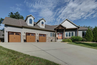 Taney County Single Family Home For Sale: 135 Troon Circle