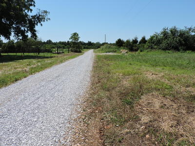 Willard Residential Lots & Land For Sale: Tract #4 North Farm Road 105