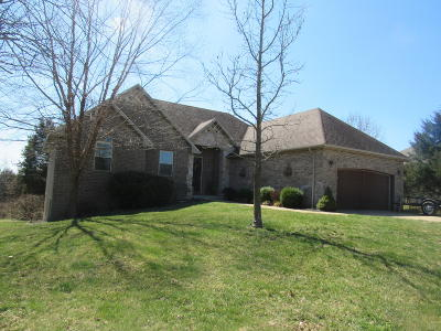 Highlandville Single Family Home For Sale: 123 Dry Creek Lane