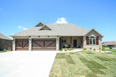 Nixa Single Family Home For Sale: 7013 Calabash Street