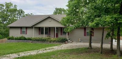 Strafford, Willard Single Family Home For Sale: 7410 North State Highway 125