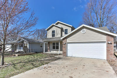 Springfield Single Family Home For Sale: 747 North Elmwood Avenue