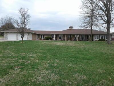 Fair Grove Single Family Home For Sale: 4775 Farm Road 34 East