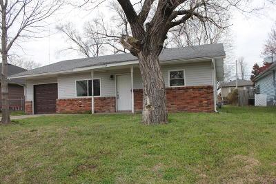 Joplin Single Family Home For Sale: 3007 West 15th Street