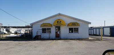 Commercial For Sale: 500 East Jackson Street