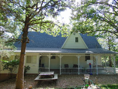 Shell Knob Single Family Home For Sale: 3382 State Hwy Yy