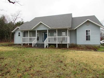 Ava Single Family Home For Sale: Box 1599 Rural Route 5 Road