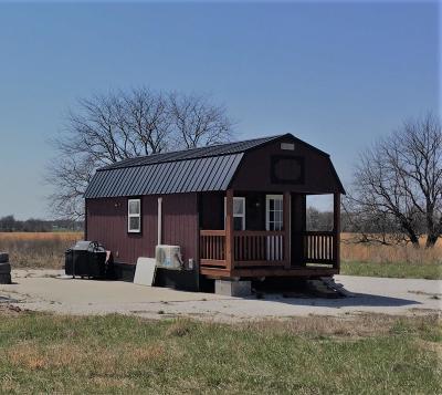 Cedar County Farm For Sale: 16995 South 1201 Road