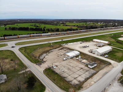 Webster County Commercial For Sale: 565 Plaza Drive