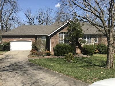 Springfield Single Family Home For Sale: 2851 East Melbourne Road