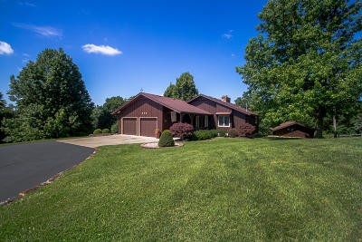 Springfield Single Family Home For Sale: 525 Dry River Lane