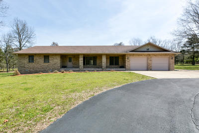 Branson MO Single Family Home For Sale: $259,000